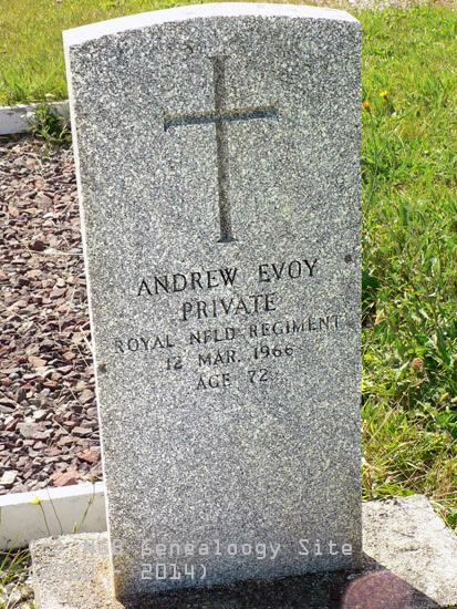 evoy-andrew-reg-1966-mt-carmel-rc-psm