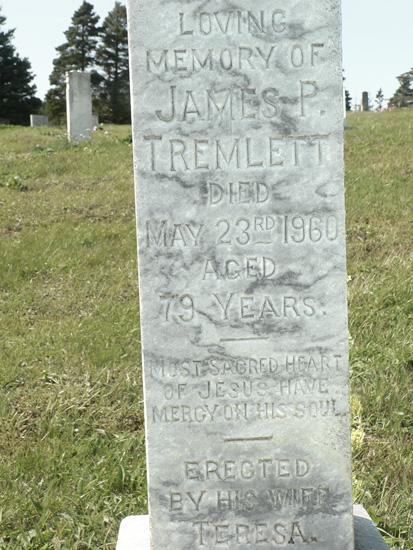 tremlett-james-1960-mt-carmel-rc-psm