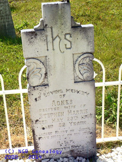 marrie-agnes-1945-mt-carmel-rc-psm