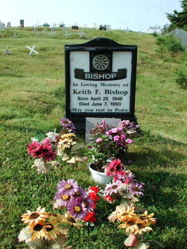 BISHOP Keith F (1990) CLN01-7995