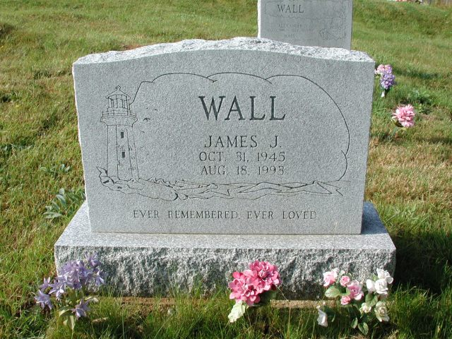 WALL, James (1993) CLN01-7994
