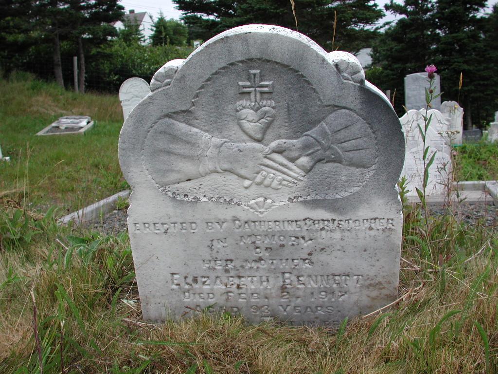 BENNETT, Elizabeth (1917) SJP01-1730