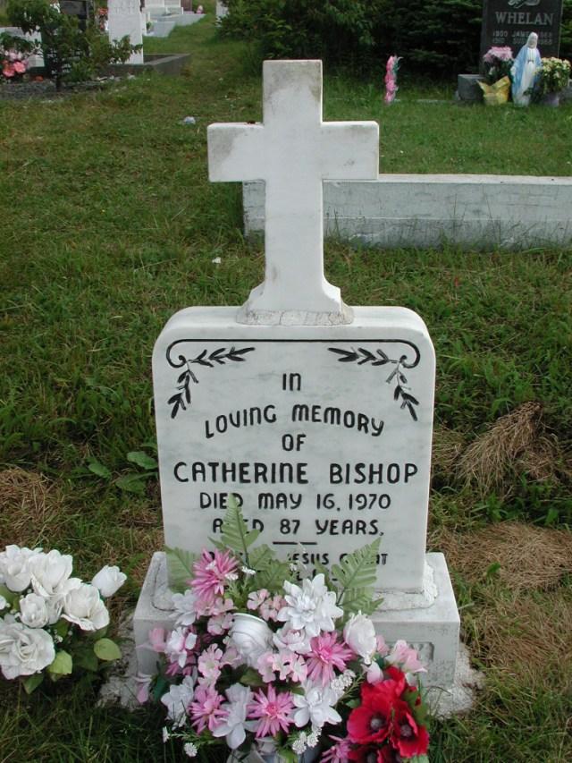 BISHOP, Catherine (1970) STM01-2469