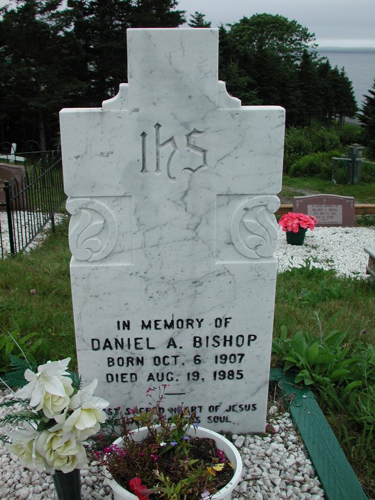 BISHOP, Daniel A (1985) SJP01-1735