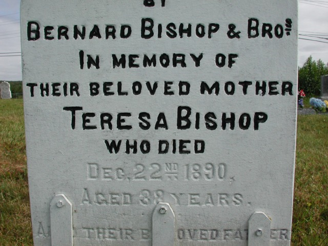 BISHOP, James (1888) & Teresa (1890) STM01-2397