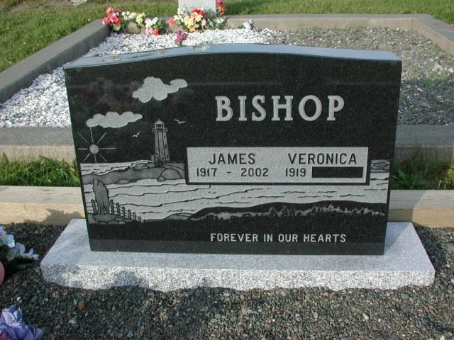 BISHOP, James (2002) & Veronica STM03-3721