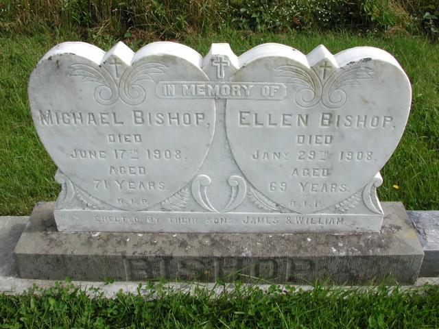 BISHOP, Michael (1908) & Ellen (1908) STM01-8218