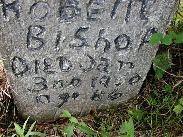 BISHOP, Robert (1950) STM01-8113