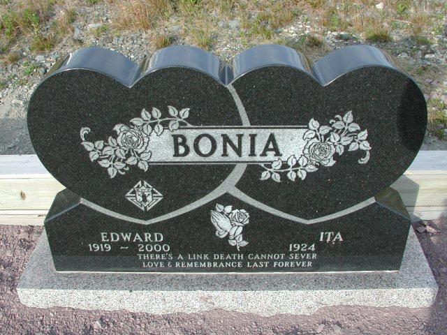 BONIA, Edward (2000) & Ita STM03-9443