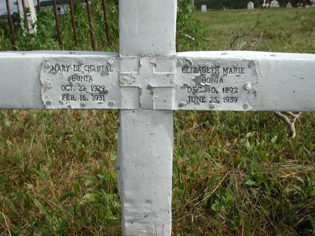 BONIA, Elizabeth Marie (1939) & Mary De Chantal STM01-2418