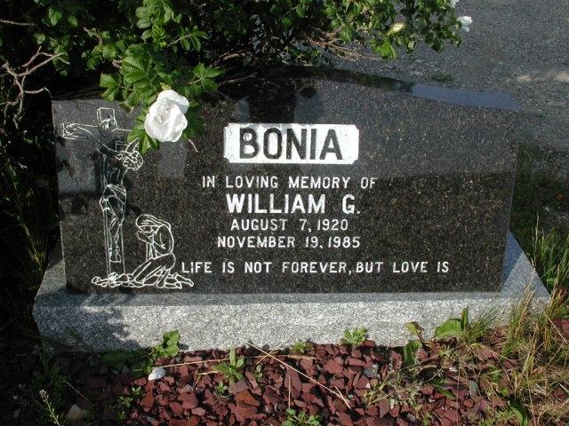 BONIA, William G (1985) STM03-9415