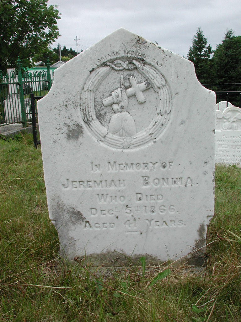 BONIHA, Jeremiah (1866) SJP01-1923