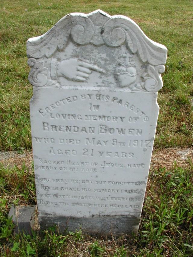 BOWEN, Brendan (1917) STM01-8211