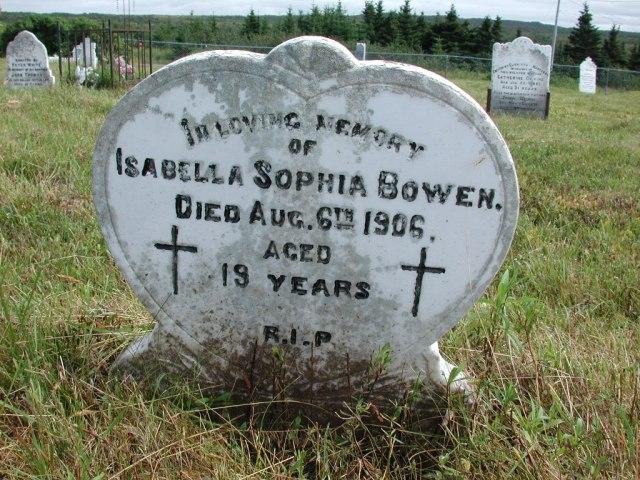 BOWEN, Isabella Sophia (1906) STM01-2367