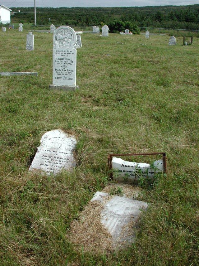 BOWEN, John (1926) & Bridget & Teresa STM01-2403