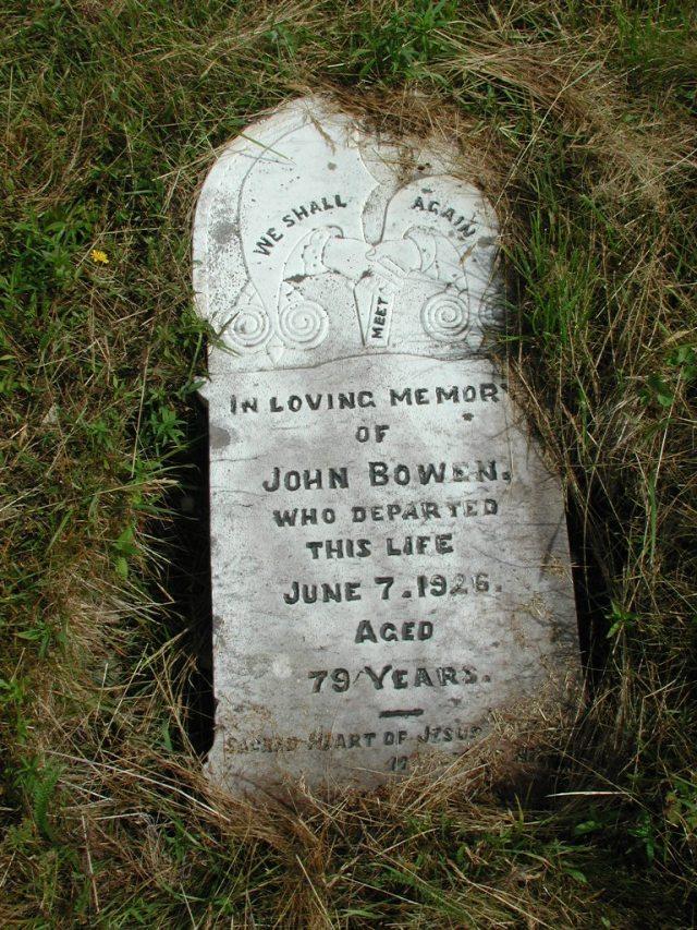 BOWEN, John (1926) STM01-2407