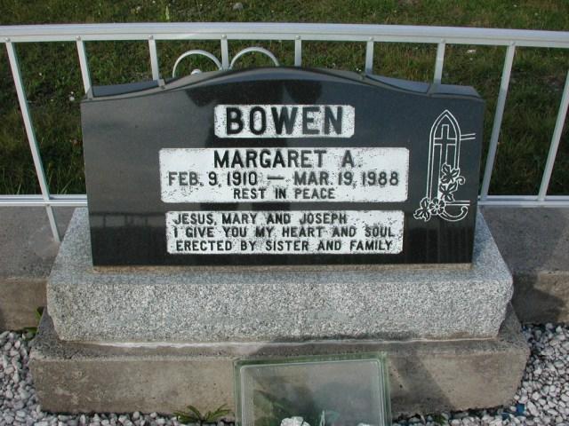 BOWEN, Margaret A (1988) STM03-3710