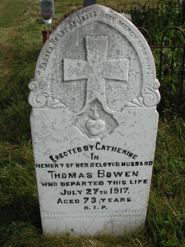 BOWEN, Thomas (1917) STM01-8235
