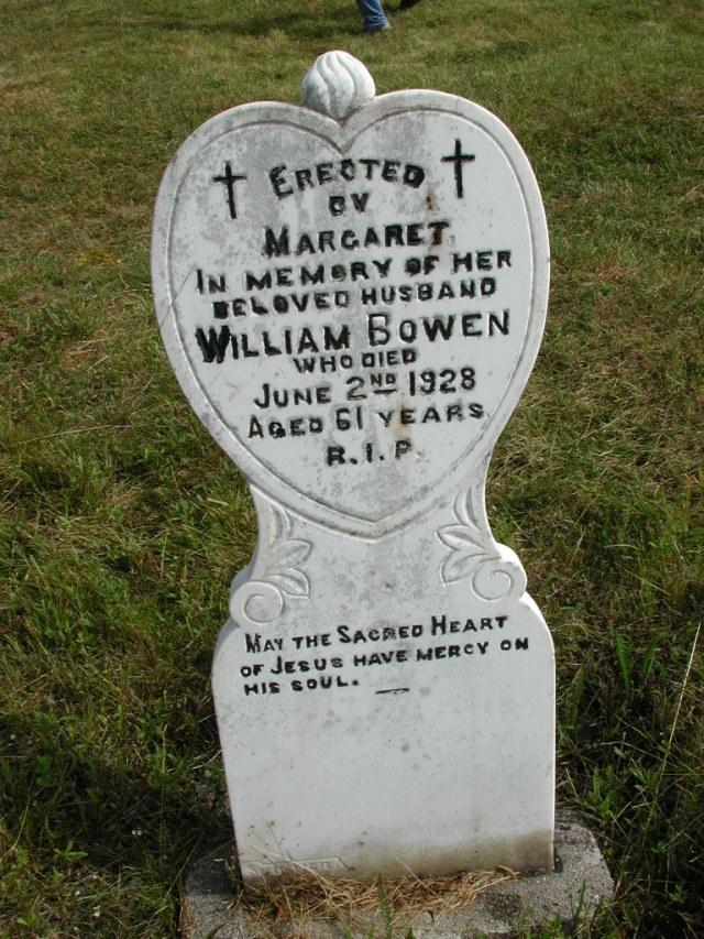 BOWEN, William (1928) STM01-8233