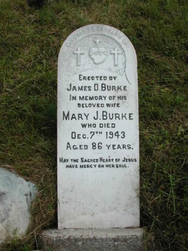 BURKE, Mary J (1943) STM01-2327