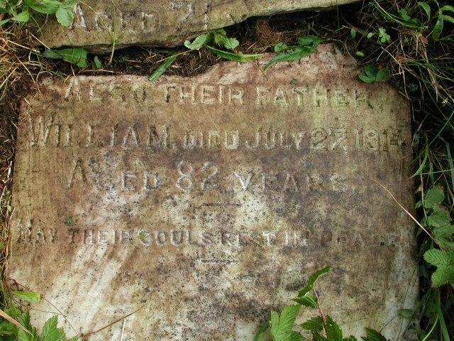 BURKE, William (1914) & Bridget & Joseph STM01-8180