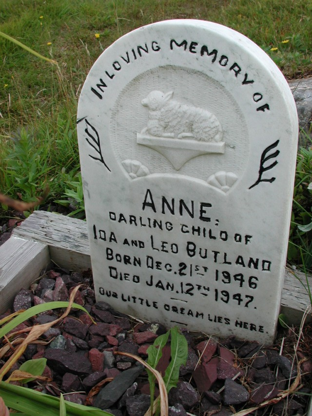 BUTLAND, Anne (1947) ODN02-2012