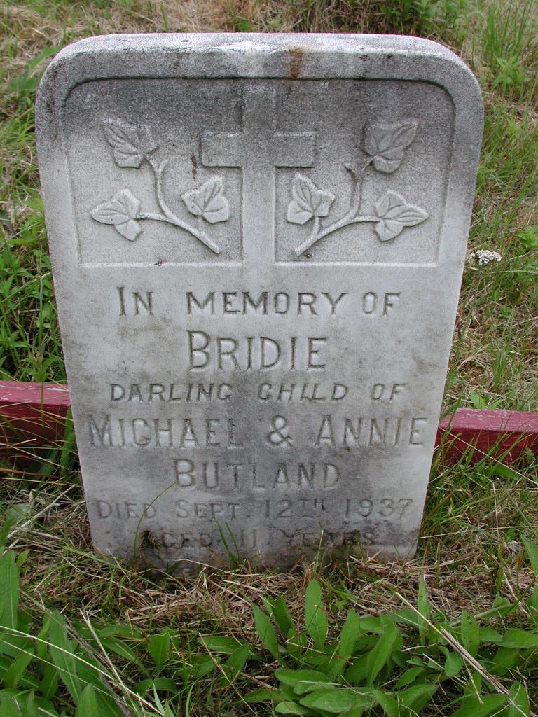 BUTLAND, Bridie (1937) SJP01-7488