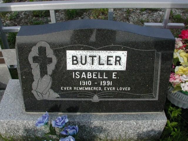 BUTLER, Isabell E (1991) STM03-9448