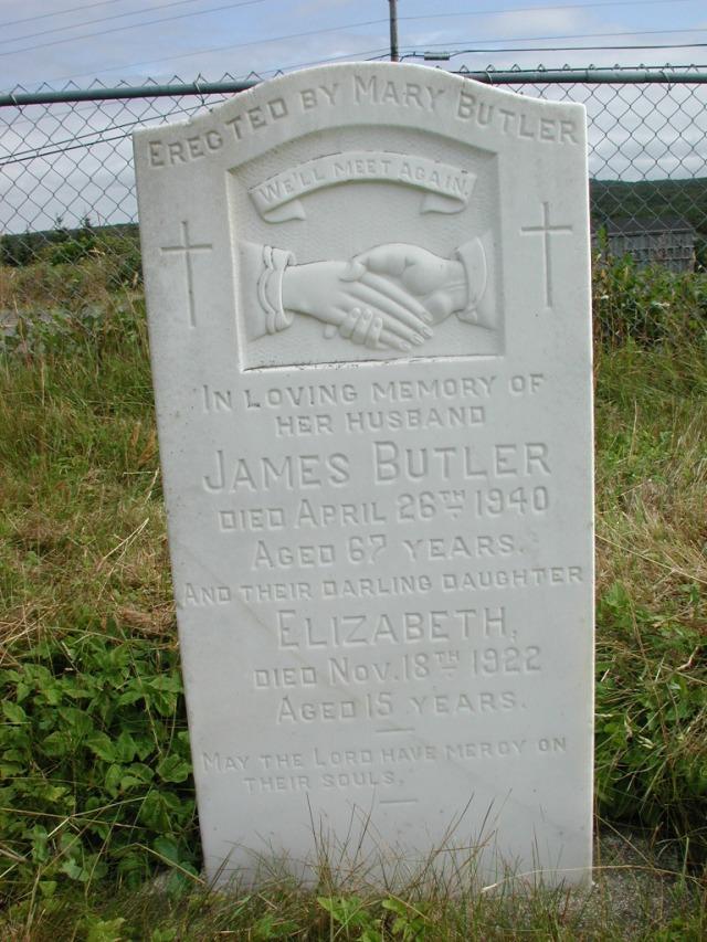 BUTLER, James (1940) & Elizabeth (1922) STM01-2429
