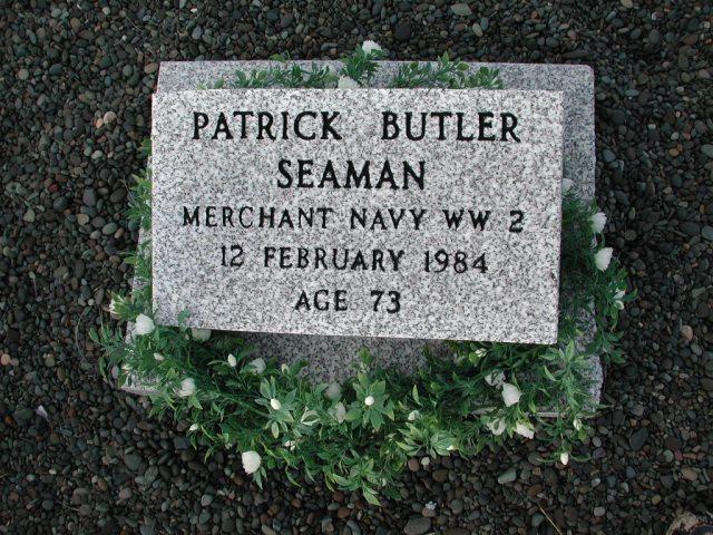 BUTLER, Patrick (1984) STM03-3741