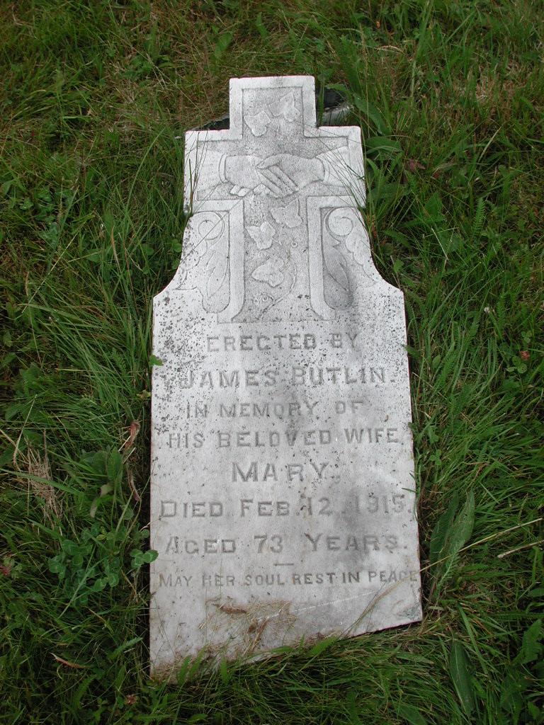 BUTLIN, Mary (1915) SJP01-1694