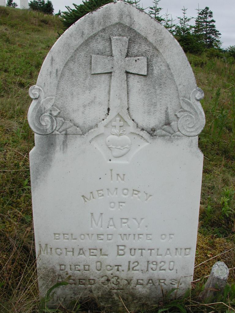 BUTTLAND, Mary (1920) SJP01-7624