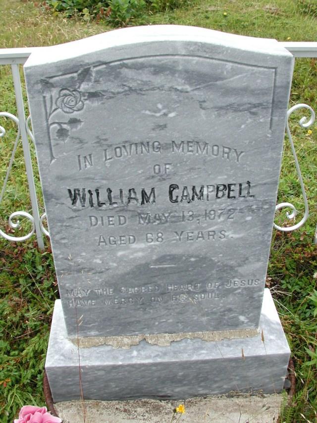 CAMPBELL, William (1972) BRA01-3153