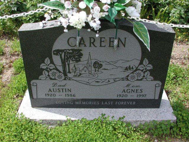 CAREEN, Austin (1986) & Agnes (1997) PLN01-3065
