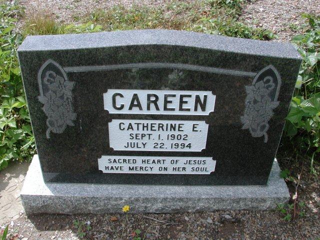 CAREEN, Catherine E (1994) PLN01-3058