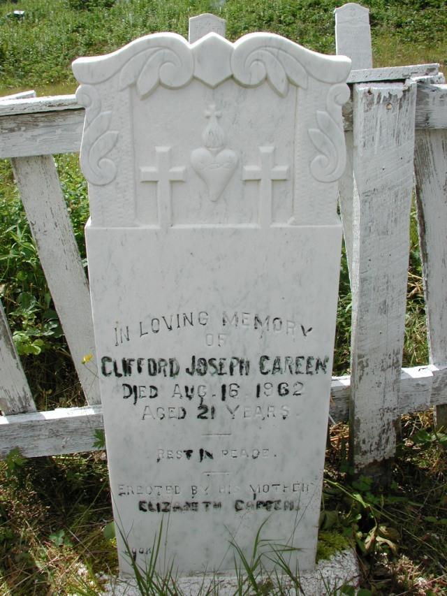 CAREEN, Clifford Joseph (1962) PLN01-3064