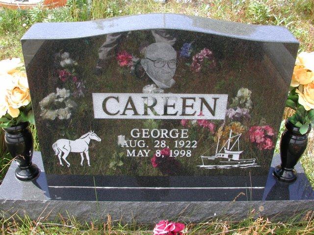 CAREEN, George J (1998) PLN01-3096
