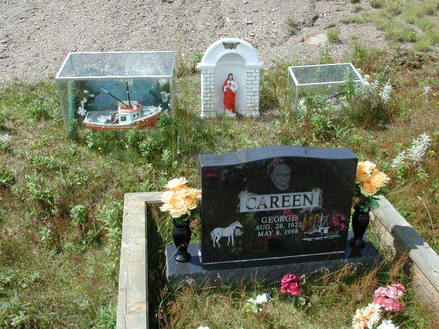 CAREEN, George J (1998) PLN01-3099