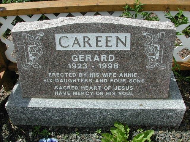 CAREEN, Gerard (1998) PLN01-3087