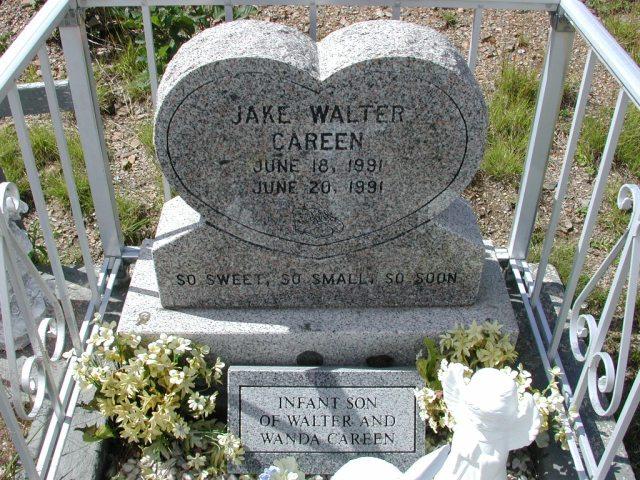 CAREEN, Jake Walter (1991) PLN01-3101