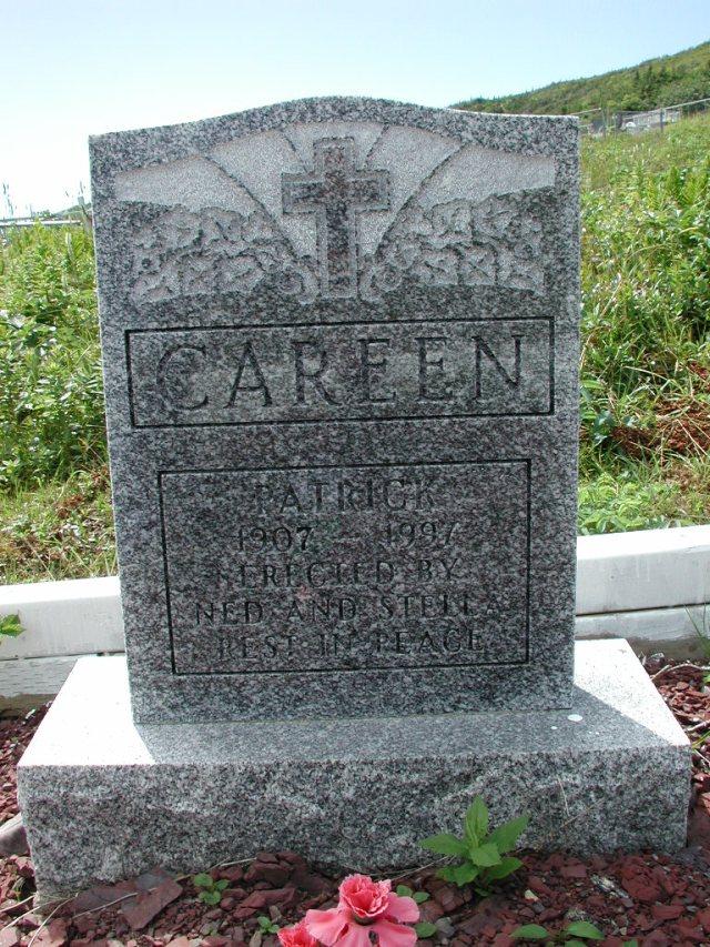 CAREEN, Patrick (1997) PLN01-7631