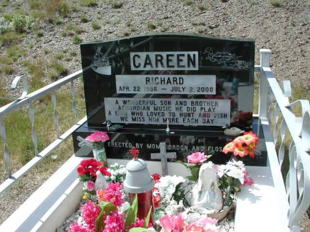 CAREEN, Richard (2000) PLN01-7657