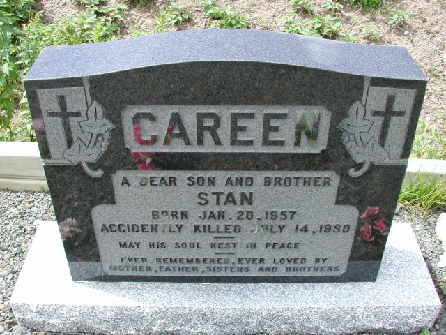 CAREEN, Stan (1980) PLN01-3055