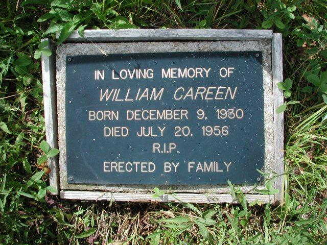 CAREEN, William (1956) PLN01-7638