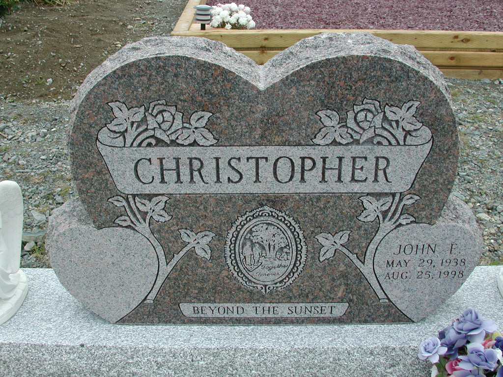 CHRISTOPHER, John F (1998) ODN01-7730