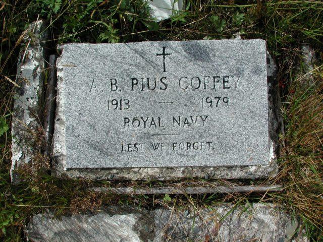COFFEY, A B Pius (1979) BRA01-7829