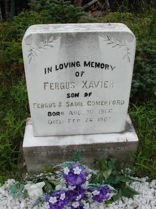 COMERFORD, Fergus Xavier (1967) ODN02-7750