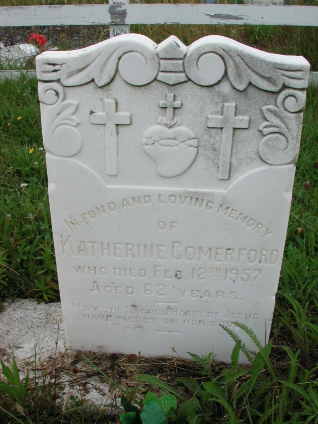 COMERFORD, Katherine (1957) ODN02-1998