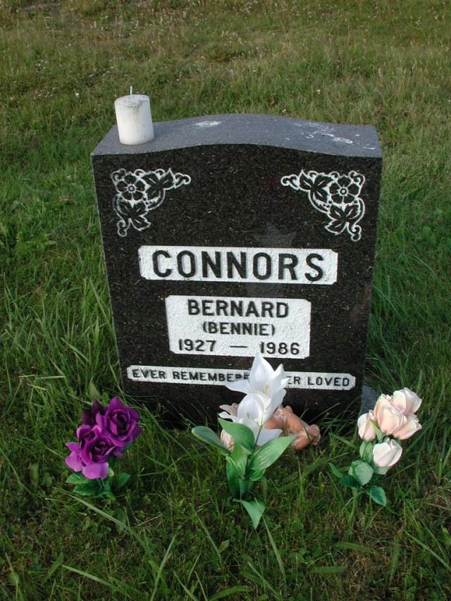 CONNORS, Bernard Bennie (1986) STM03-3730