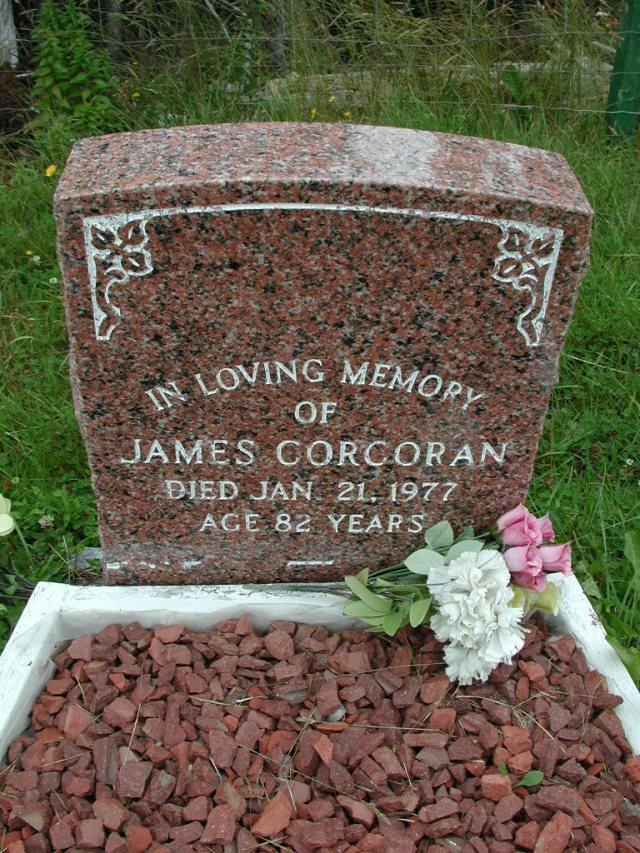 CORCORAN, James (1977) ODN02-7751